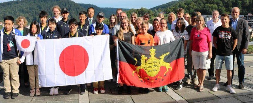 SKJ Calw übernimmt die Gastgeberrolle beim 46. Deutsch-Japanischen Sportjugend-Simultanaustausch